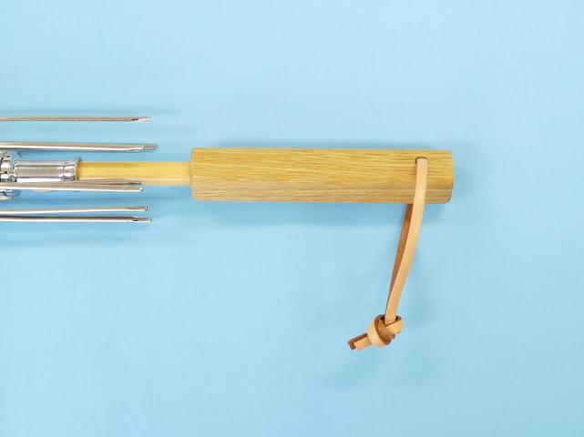 手作り日傘キット 角型ストレート クリア